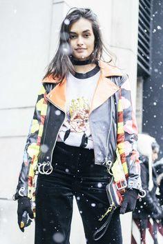 New York Fashion Week Street Style - Fall/Winter 2016   Teen Vogue
