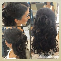 #hairupdo #newhair #abudhabi