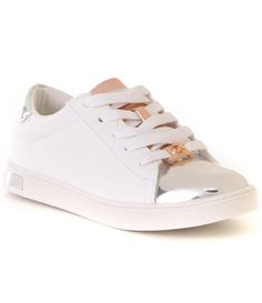 Golf Ignite Pwradapt Lux Spike Trainers In White 19058101 - White Puma X6hZt6KY