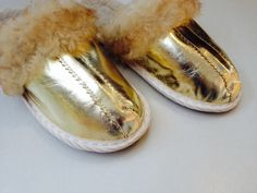 f97c389fadef 20 Best Women leather slippers images