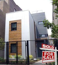 LEED Platinum Prefab Home Scores $701K at Noble & Ohio - Curbed Chicago
