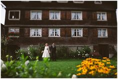 Bregenzerwald Austria Wedding
