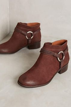 Bernardo Francesca Ankle Boots - anthropologie.com $258