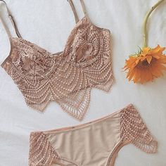 For Love And Lemons sure knows how to make a pretty bralette!