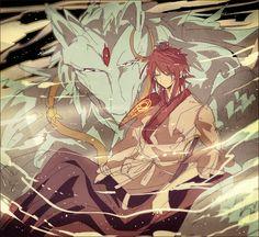 Ren Kouen - Magi: The Labyrinth of Magic