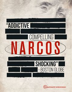"""NARCOS"" EMMY KEYART on Behance"