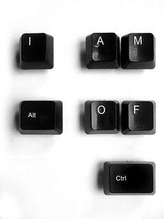 I Am Alt of Ctrl #geek #fun
