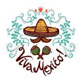 siluetas de mexicanos  Buscar con Google  sombreros  Pinterest