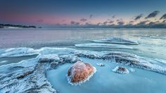 https://flic.kr/p/RmYjjy | Winter wonderland | Kallahdenniemi, Helsinki, Finland