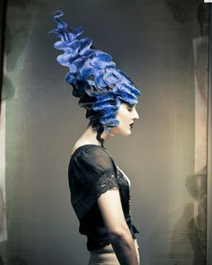 Rottenfields. for the lovers of refined art, fashion and design.: Neo Art Deco Hairstyles