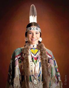 Chelsey Minthorn- Umatilla Indian Reservation- cultural ambassador