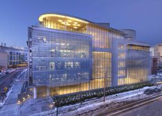 Massachusetts Institute of Technology - MIT, Media Arts & Sciences Building  2009  Maki And Associates
