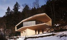 Modern austrian architecture