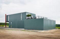 Design store in Germany | 17.5.2012 | KOMA MODULAR CONSTRUCTION