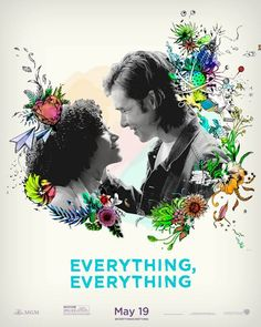Everything, Everything Movie based on book by Nicola Yoon in Theaters May 19th (#giveaway)! Find out more here: http://www.ladyandtheblog.com/2017/05/12/everything-everything-movie-based-book-nicola-yoon-theaters-may-19th-giveaway/