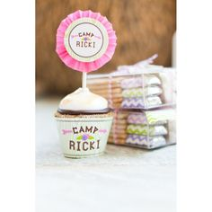 Glam Camping Girl Glamping Printables Collection