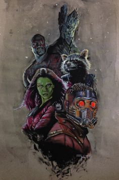 Hey, I found this really awesome Etsy listing at https://www.etsy.com/listing/186497866/guardians-of-the-galaxy-original