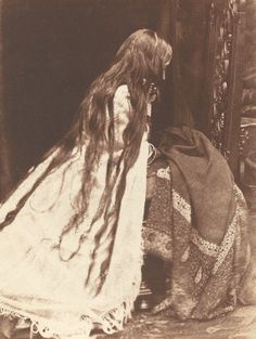 Prayer, photograph dated 1843-47 by David Octavius Hill and Robert Adamson, Scottish, 1802 - 1870, Paul Mellon Fund, National Gallery of Art, Washington DC, USA, used by permission of the Open Access programme.