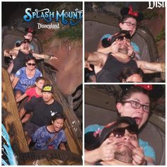 'Go to Disneyland' they said. 'It'll be fun' they said >>>> Splash Mountain memes Stupid Funny Memes, Haha Funny, Funny Posts, Funny Cute, Funny Stuff, Very Funny Photos, Funny Pictures, Loud Laugh, Disney Humor