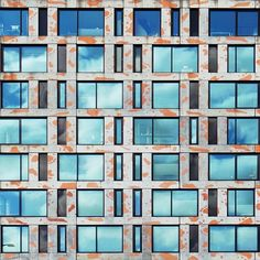 Windows #exteriors #pattern