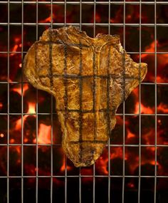 Cook up a genuine South African Braai. DONE.