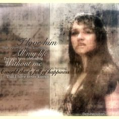 Les Mis (2012) | 'On My Own.' Sung by 'Eponine.' Lyrics by Claude-Michel Schönberg and Alain Boublil.