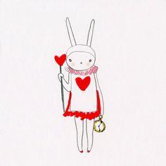 Fifi Lapin: Happy Valentines