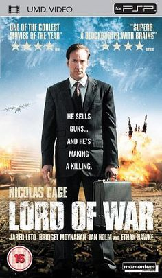 Lord Of War [UMD Mini for PSP] 5*****