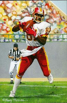Art Monk - Washington Redskins