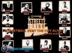 Team streetball exclusive basketball wallpaper and1 summer streetball kept the city alive basketball and streetball quote by rafer alston voltagebd Gallery