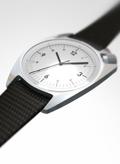 WATCH date: 2010 design: Thomas Feichtner type: wrist watch material: stainless steel size: ø39mm (concept