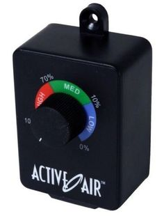 Active Air Duct Fan Variable Speed Controller control * Check out this great product.