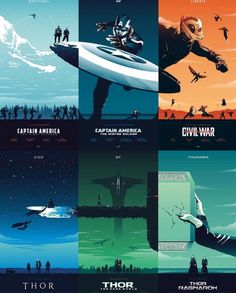 The original trilogies before it all ends in the next two Mays.