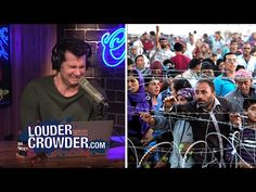 Watch: Steven Crowder Calls Bleeding Heart Progressive Liberals To Ask If They'll Take In Refugees... The Results Are Just What You Might Expect