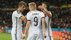 Mundial De Brasil 2014 - Una floja Alemania gana por inercia