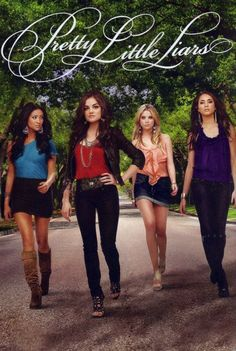Pretty Little Liars PLL Season 3!
