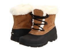 SOREL Snow Angel™ Lace. I own these!  I love them for snowy days!  Keeps my feet so warm and they look cool too!