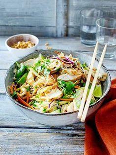 Dieser aromatische Asia-Salat ist soo lecker!