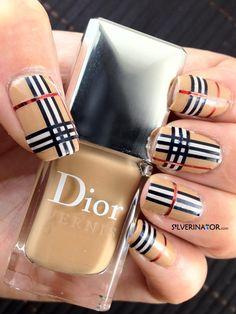 using nail striping tape | Born Pretty Store Blog: Nail art designs for share!