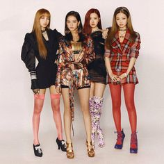 Image discovered by 월광∽月光 °˖✧. Find images and videos about kpop, rose and blackpink on We Heart It - the app to get lost in what you love. Kim Jennie, Jenny Kim, Blackpink Jisoo, South Korean Girls, Korean Girl Groups, Stage Outfits, Girl Outfits, Blackpink Square Up, Mode Rose