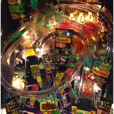 Upper Playfield - Creature From The Black Lagoon in 3D - Williams Pinball (Dec 1992) @Game_Galaxy