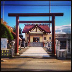 鎮守新川皇大神社 - shrine