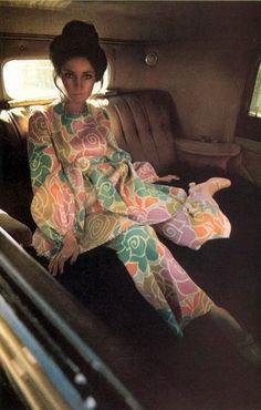 celanese  70's fashion