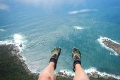 3 514 km, 250 days and six million steps. We interviewed Grant Christie about his epic journey around the coast of South Africa. Cape Town, Dream Big, South Africa, Hiking Boots, Coast, Journey, Adventure, Travel, Viajes