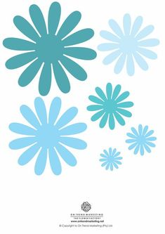Sizzix cuttlebug dies cutting cut outs – BuzzTMZ Paper Flower Patterns, Paper Flower Art, Paper Daisy, Paper Flowers Craft, Flower Svg, Paper Flower Tutorial, Giant Paper Flowers, Felt Flowers, Flower Crafts