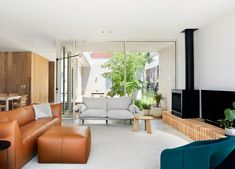 Inventive Extensions by Leading Australian Architects | York Street Residence by JCBA | est living