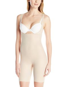 4db15676e Naomi and Nicole Women s Unbelievable Comfort Thigh Slimming Torsette      This is an Amazon