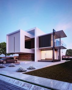 """17.8 mil curtidas, 59 comentários - ARCHITECTURE HUNTER (@architecture_hunter) no Instagram: """"#architecture_hunter Follow our good friends at @designbunker for amazing design ideas OR House, by…"""""""