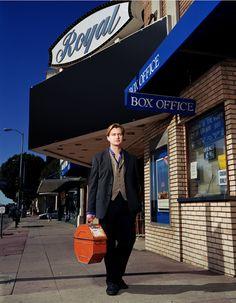 Christopher Nolan photographed by Kristina Loggia