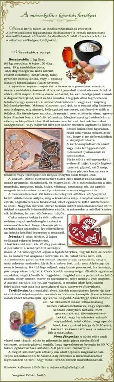 Mézeskalács Ginger Cookies, Iced Cookies, Cake Cookies, Gingerbread Cookies, Christmas Cookies, Vintage Cookies, Hungarian Recipes, Macarons, Cookie Recipes